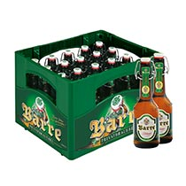 Produkt 20er-Kasten 033l BGV Barre Pilsener