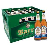 Barre Weizen Alkohofrei 0,5l LN 20er-Kasten