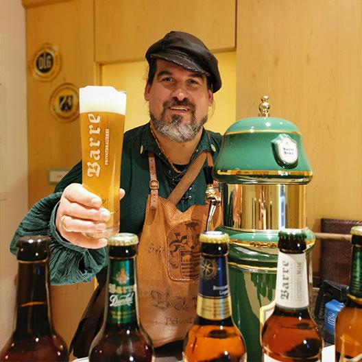 Barre Biersommelier
