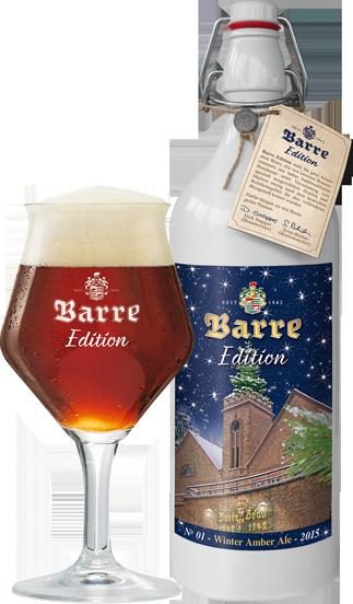 Barre Edition No1