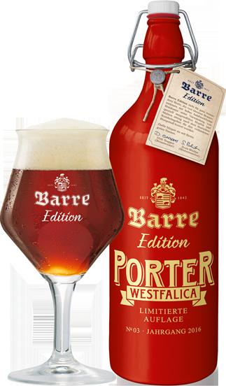 Barre Edition No3