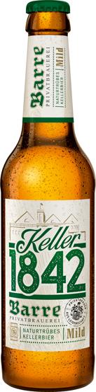 Barre Keller 1842 33cl