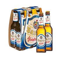 Barre Pilsener Alkoholfrei - Sixpack mit LN