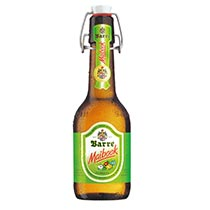 Buegelverschlussflasche Barre Maibock