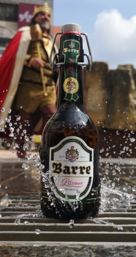 Barre Pilsener Bierkönig
