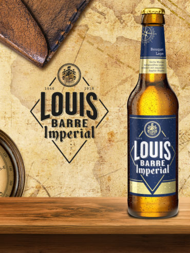 Louis Barre Imperial Flasche