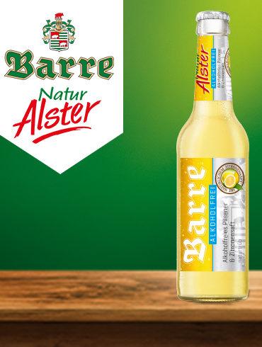 Alster Alkoholfrei Barre