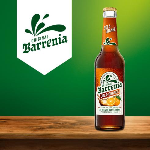 Barrenia
