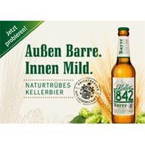 Barre Keller 1842 Anzeige DIN A4 QF