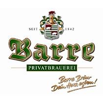 Barre Logo offen grün weiß