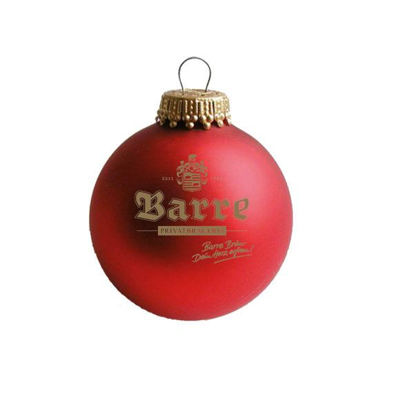 Barre Weihnachtskugel